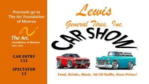 Lewis Classic Car Show