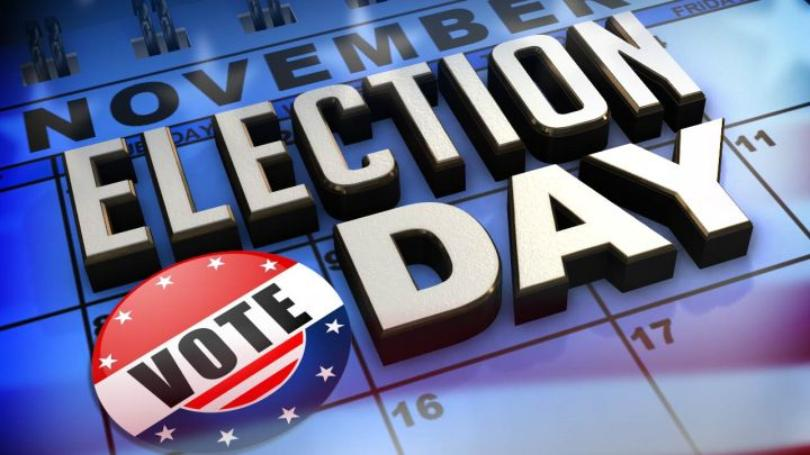 Election Day, November 6, 2018