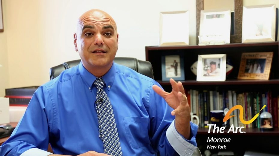 Mike, VP of Programs and Services at The Arc of Monroe talks about having excellent services in the Rochester NY community