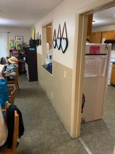 Kitchen renovatin
