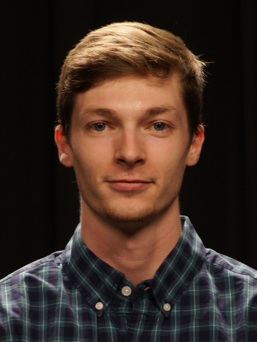 College student Jon Sutherland interned at The Arc's Marketing office